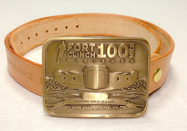 Fort Clinch 100 Finisher Buckle